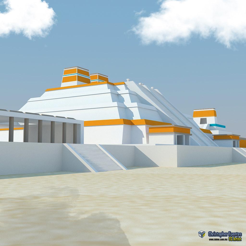 Tenochtitlan 3d Model Buy 3d Model At
