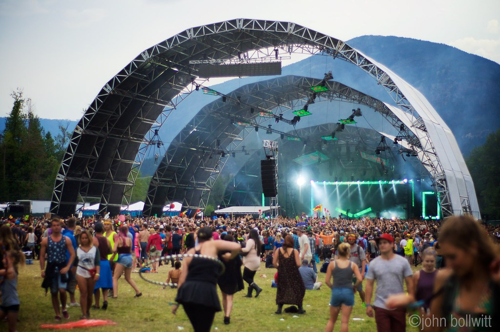 Pemberton Music Festival 2016