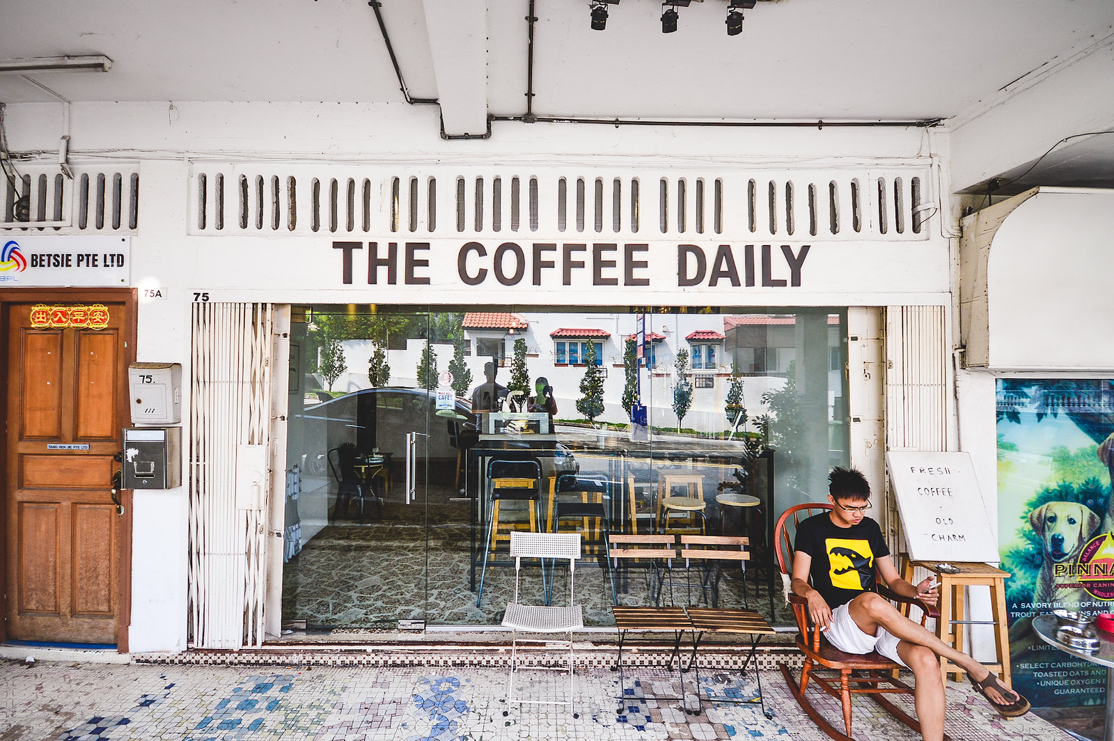 The Coffee Daily, Singapore