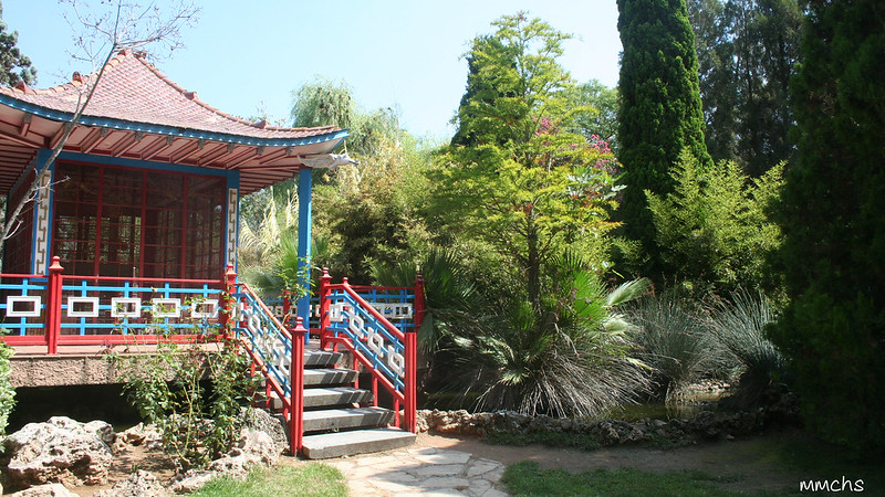 pagoda pajarera en L'eliana