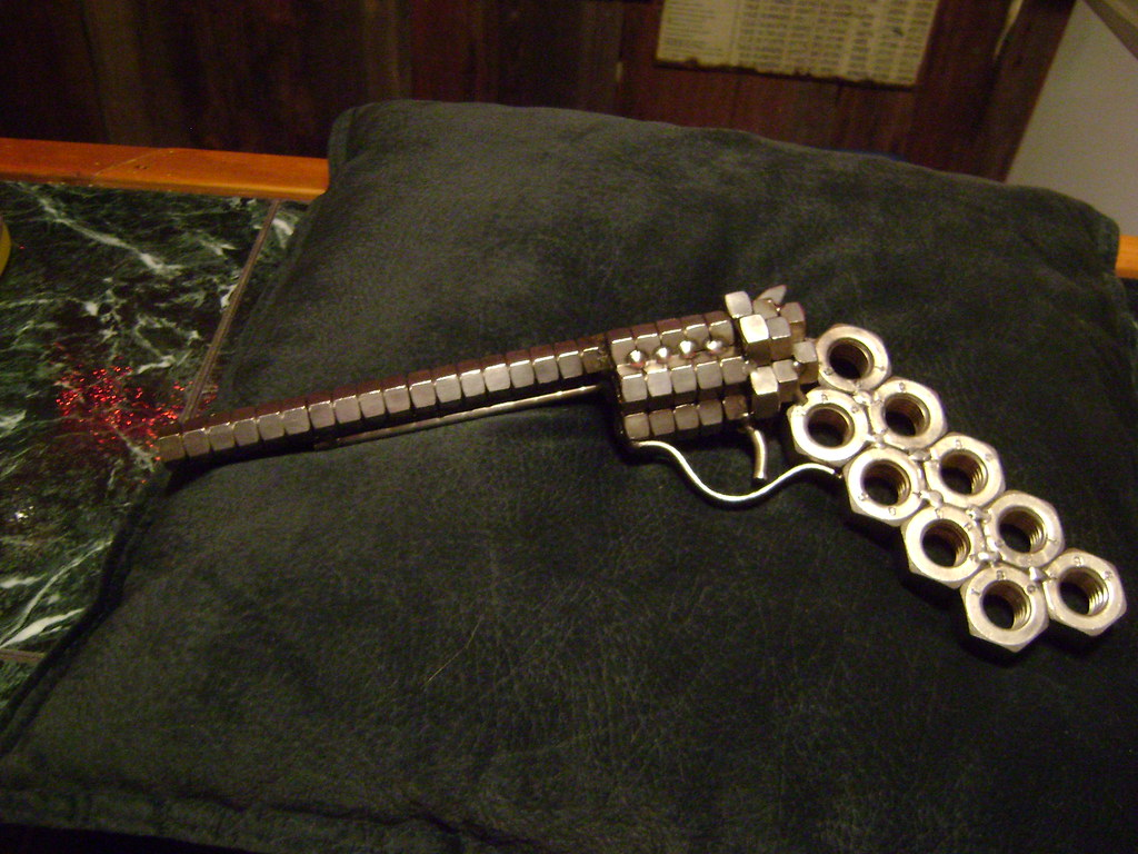 Six Shooter By J Grier Description This Is A Full
