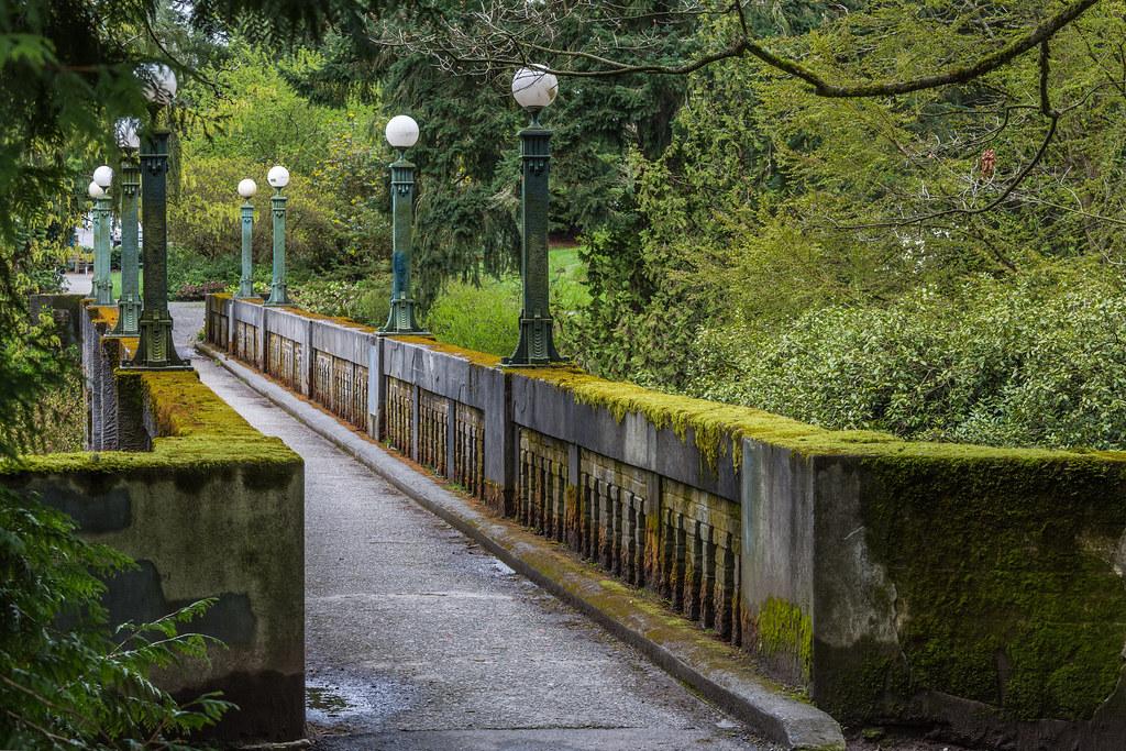 Weinlese Park Seattle wa