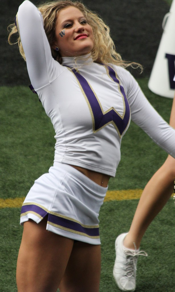 Sexy Cheerleader  Mike  Flickr-9894