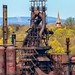 Bethlehem Steel - Factory and Steeple