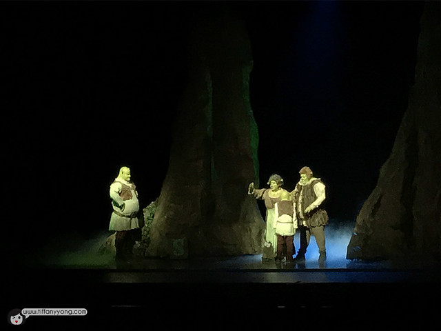 Shrek The Musical Shrek Family
