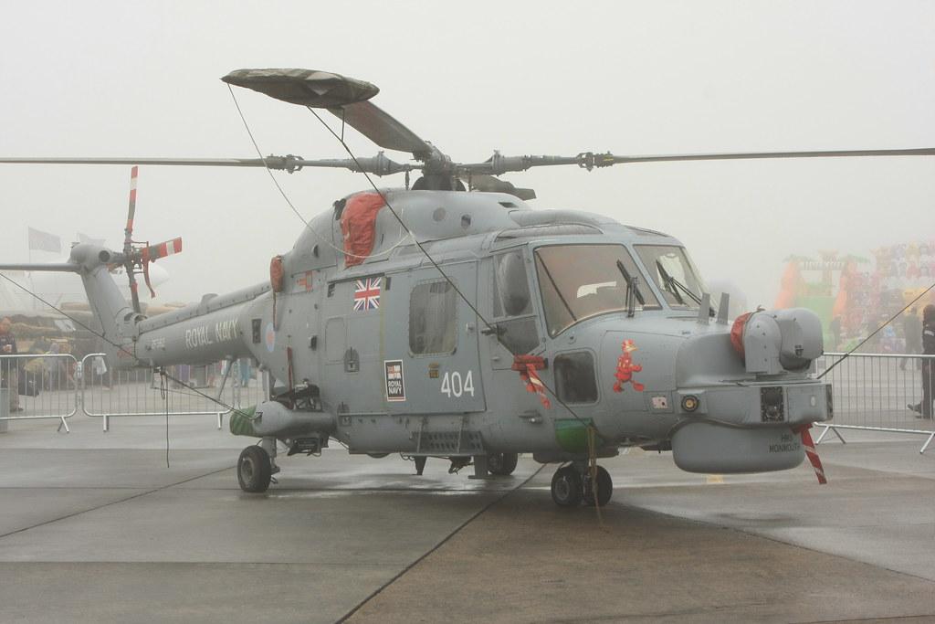 Lynx HMA.8 ZF562/404