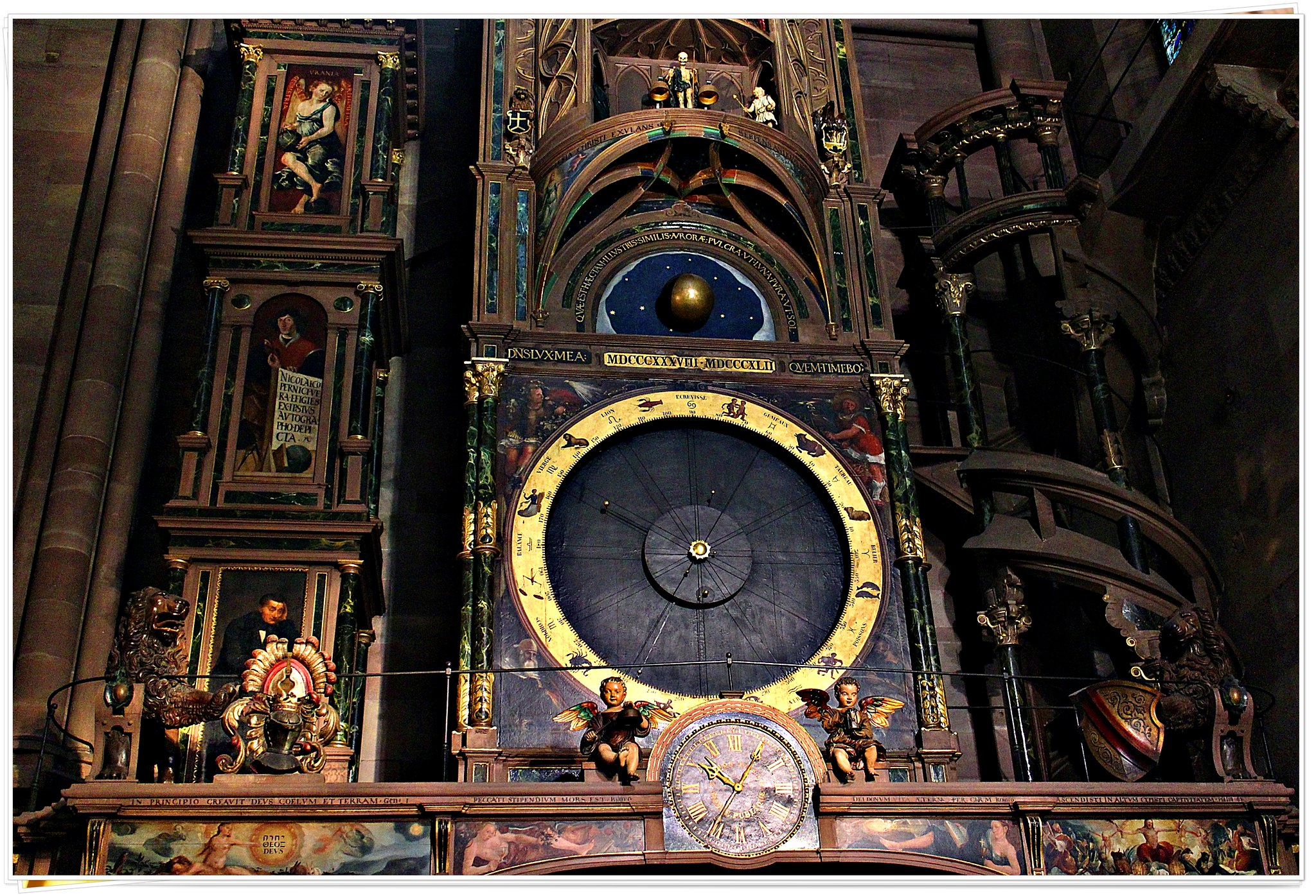 Astronomical Clock of Strasbourg