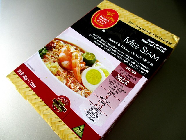 Prima Taste nyonya mee siam ready-to-cook sauce
