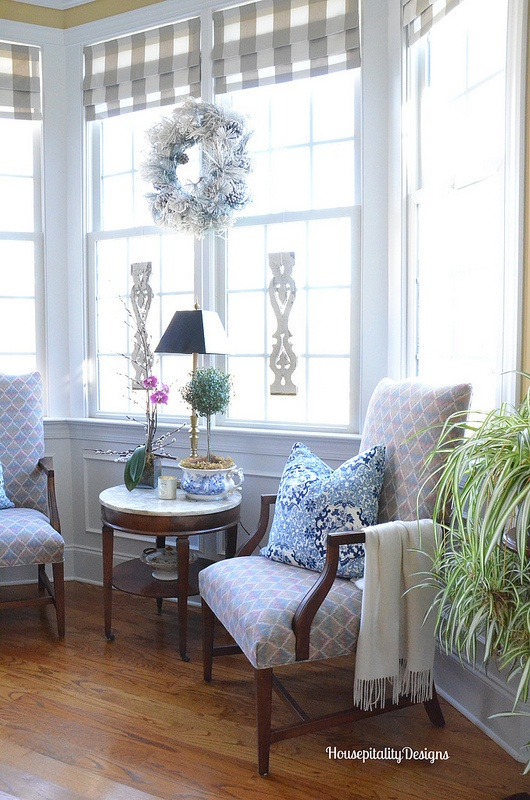 Dining Room Chairs - Bay Window - Housepitality Designs