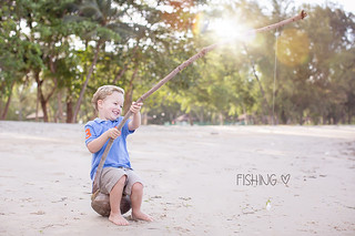 fishing | by SugarLight Photography