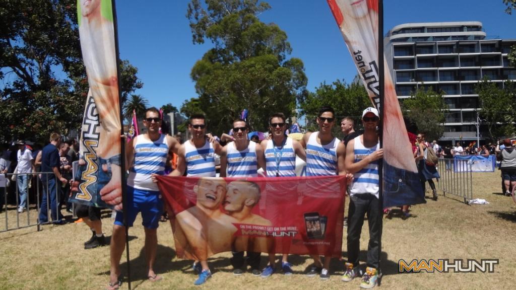 Australia Gay Pride 93