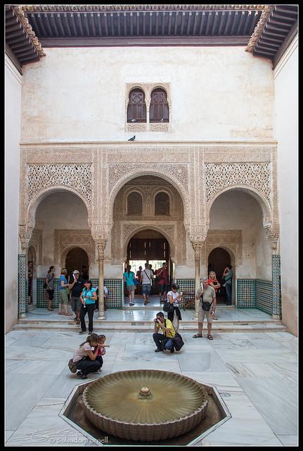 Palacio de comares flickr photo sharing - Banos arabes palacio de comares ...