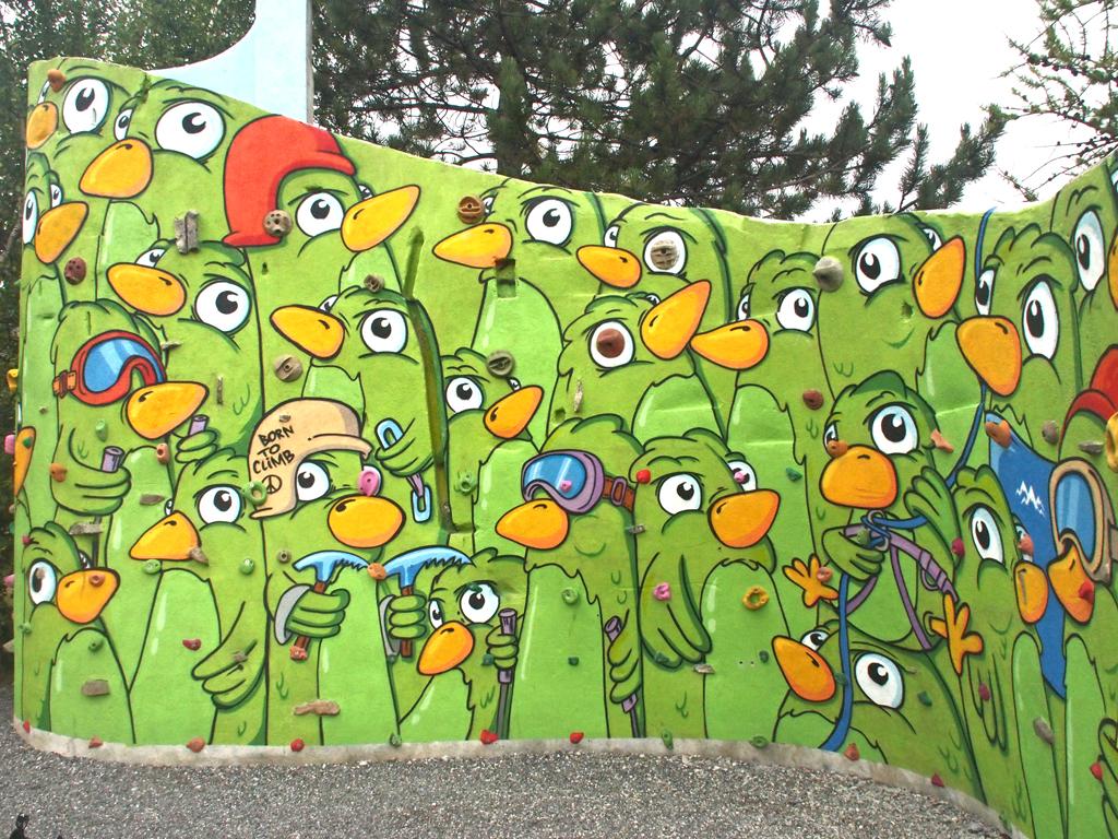 Decoration Pour Mur Blej Canard