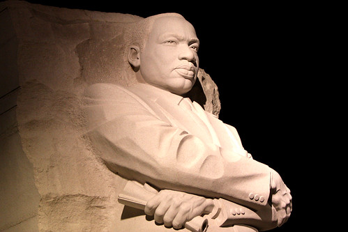 Martin Luther King, Jr. memorial | by Gage Skidmore