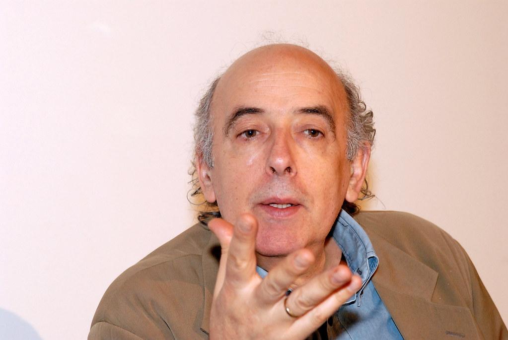 ... Ramon Sala, ponent de la secció de Cinema de l'Ateneu Barcelonès | by - 8578595824_1c6ba3b18d_b
