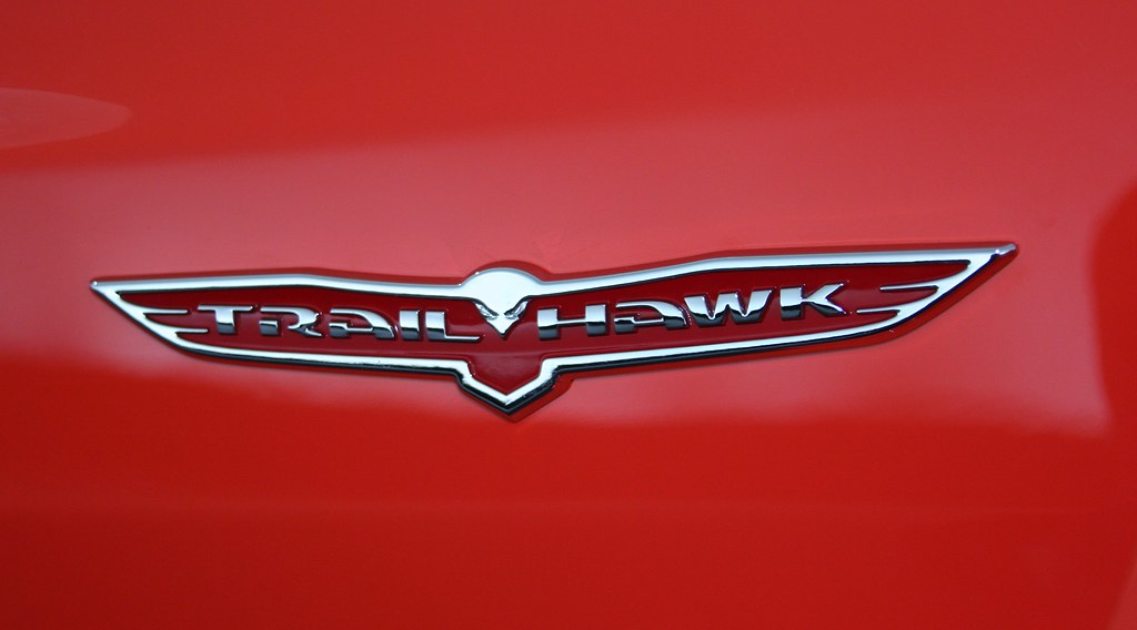 What Is Ce >> The badge for the Jeep Grand Cherokee Trailhawk II | Flickr