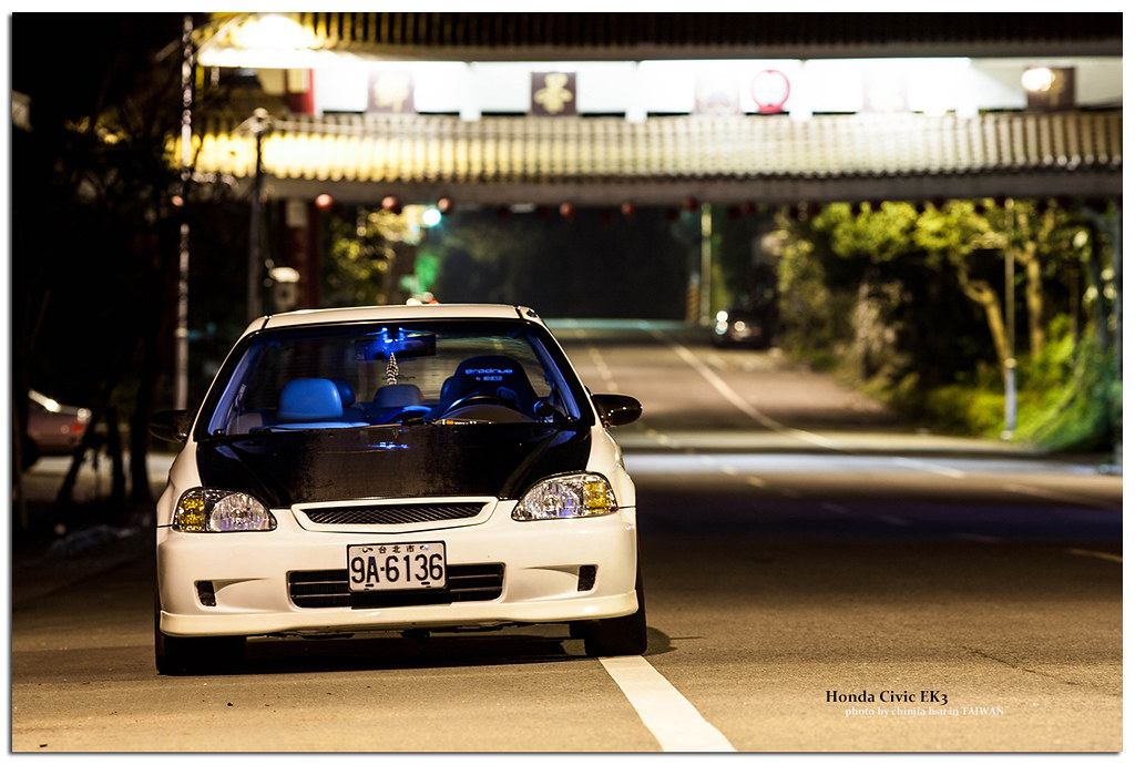 honda civic ek3 sedan virs taiwan civic ek3 flickr. Black Bedroom Furniture Sets. Home Design Ideas