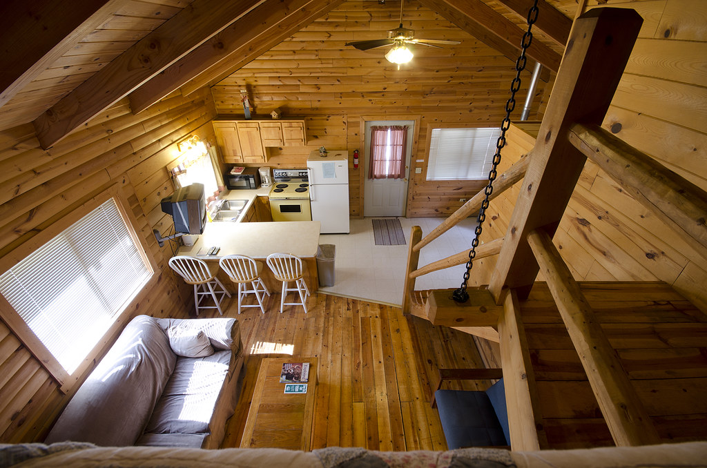 Wickiup Cabins Flickr