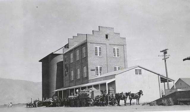 Minden Nevada Minden Flour Milling Company Flickr