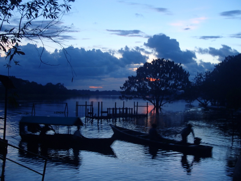 Puerto Nariño Amazonas y Viaje a Leticia