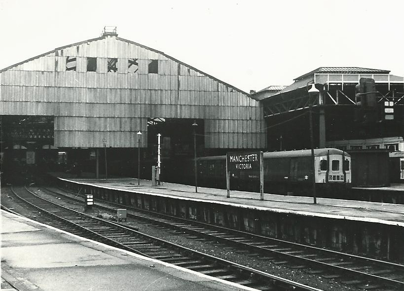 Manchester Victoria Station  Manchester Victoria