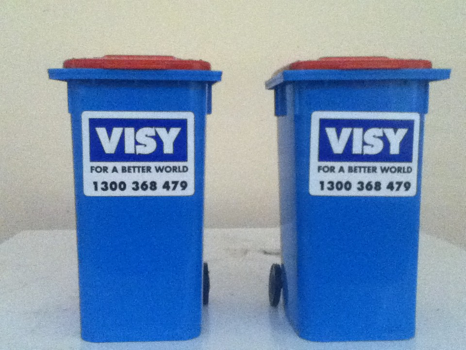 Image result for VISY bin