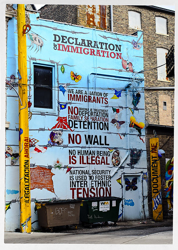 Declaration of Immigration | by swanksalot