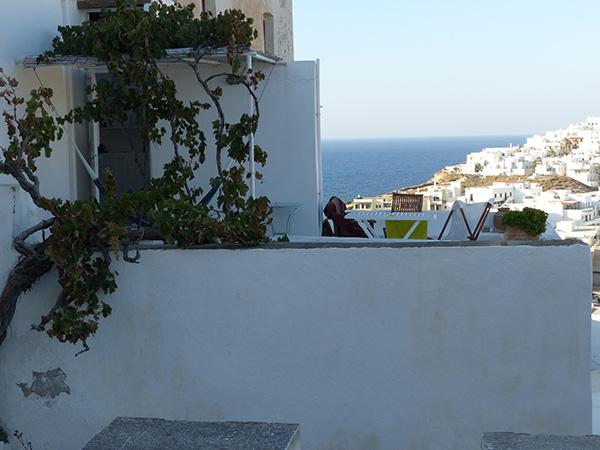 derrière la terrasse, Grotta