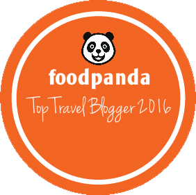 Foodpanda Top Travel Blogger 2016