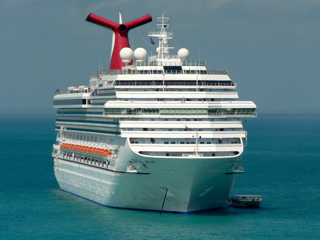 Carnival Valor Cruise Ship This Is The Carnival Valor Dock Flickr - Valor cruise ship