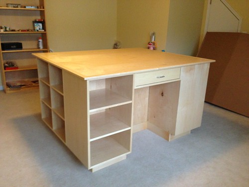 Person Craft Table