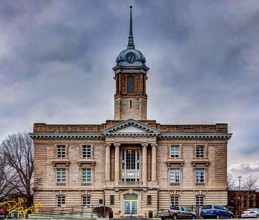 Maury County Courthouse, Columbia, TN