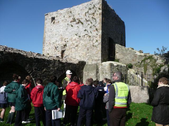 Irish Walled Towns Network, Kilkenny, IRELAND