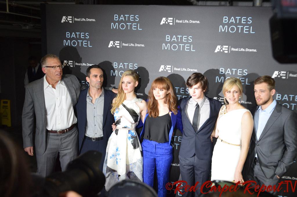 Cast Of Quot Bates Motel Quot Dsc 0069 Mingle Media Tv And Red