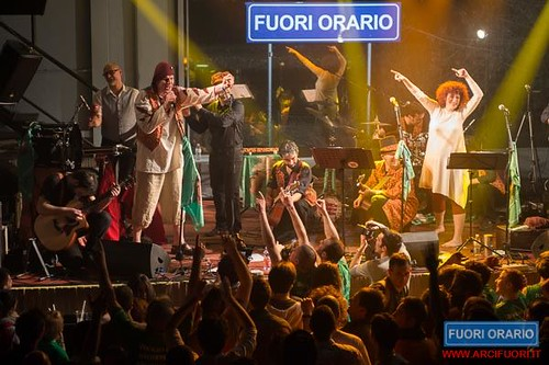 16/03/2013 Mè, Pèk e Barba al Fuori Orario