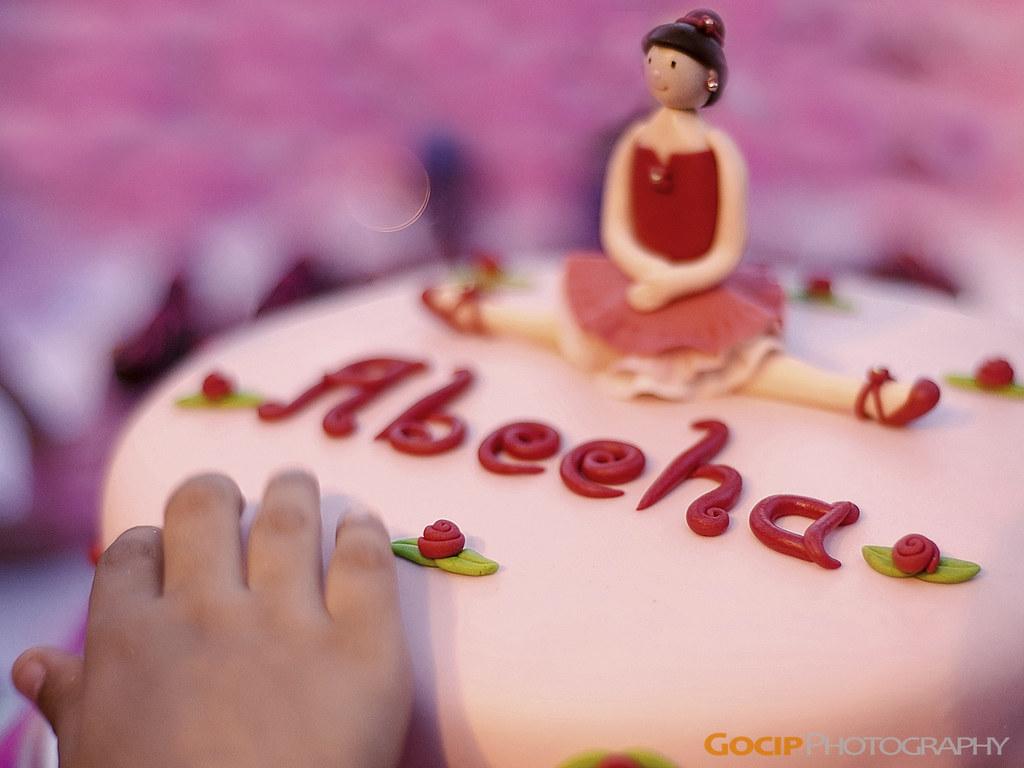 Abeehas Bday Cake Zeeshan Gondal Flickr