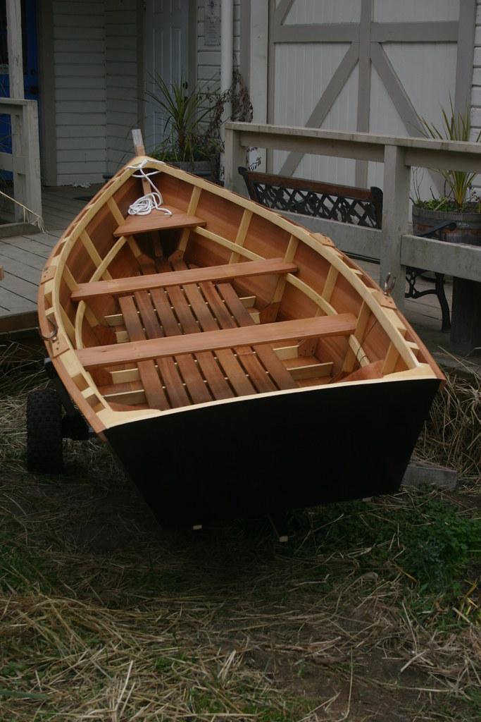 Port Hadlock WA - Boat School - 14-foot Monk skiff | Flickr