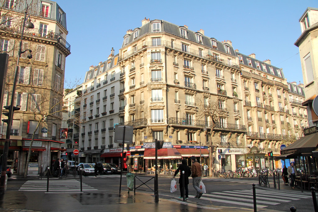 Rue de meaux paris france rue de meaux avenue for Garage rue de meaux vaujours