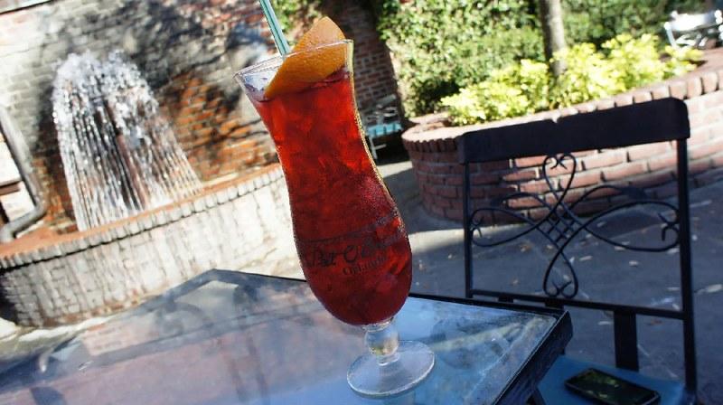 Hurricane zonder alcohol