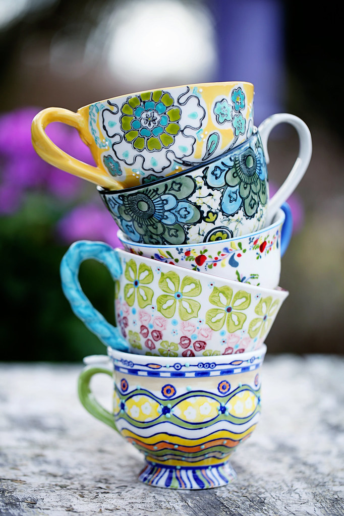 tea cups for Alice and the Mad Hatter?   barbara carroll ...