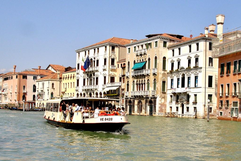 Venice Vaporetto Next