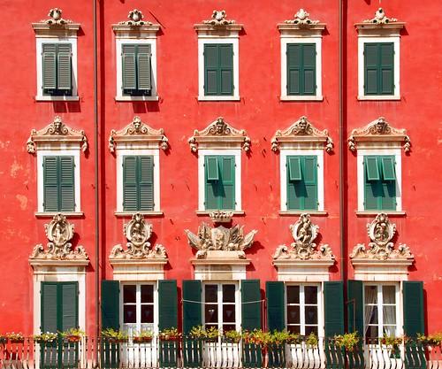 Carrara toscana windows 2013 la piazza alberica - Colori facciate esterne case ...