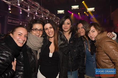 08/03/2013 il Pubblico della Festa della Donna al FO