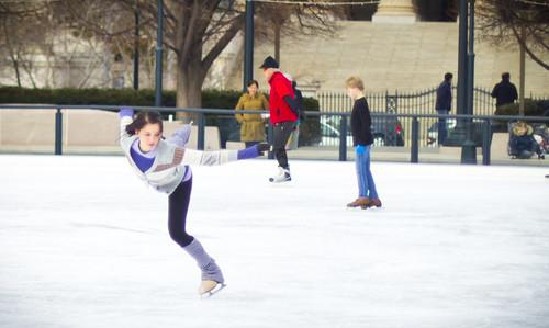 2013 03 03 9701 Dc Sculpture Garden Ice Rink Flickr