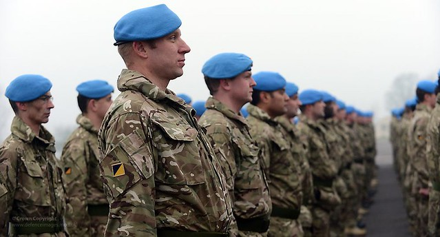 17 Port And Maritime Group Receiving United Nations Blue B