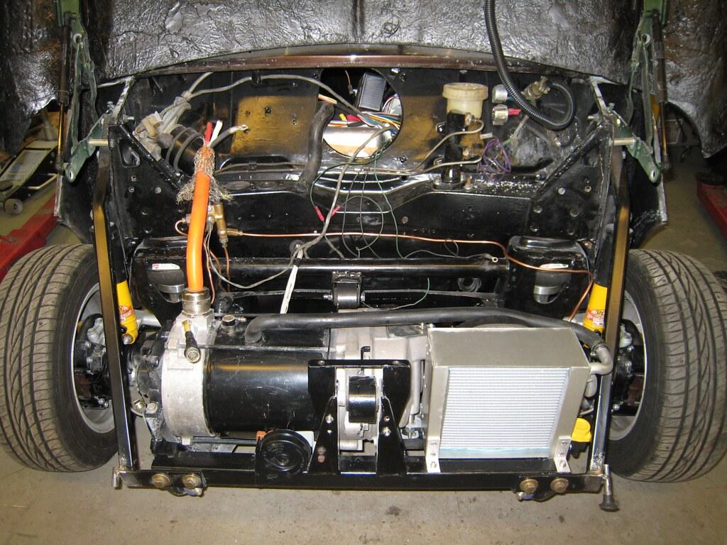 Elkoja Classic Mini Electric Conversion Patrik Svedberg Ev