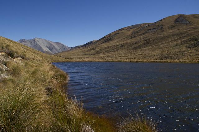 Ashburton New Zealand  city images : Mystery Lake Ashburton Lakes District Canterbury New Zealand ...