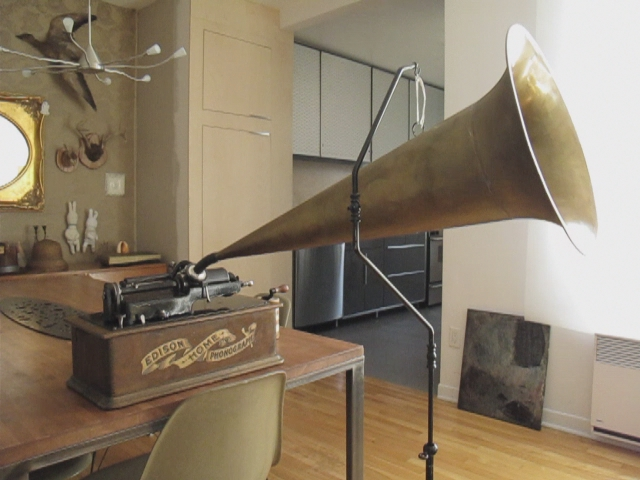 1902 Edison Home Phonograph Flickr