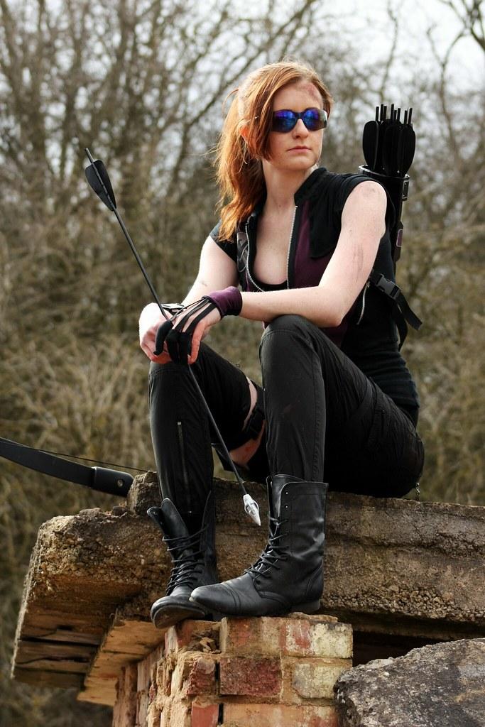 Female Hawkeye  Lisa Marie Cosplay Wwwfacebookcom -1117