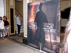 Tatara Samurai poster